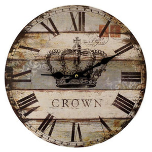 Crown Clock