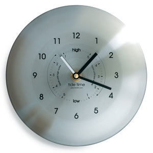 Eco Recycled Time and Tide Clock