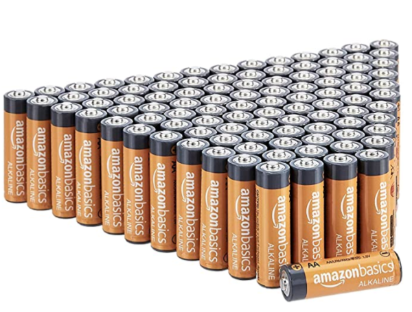 Amazon AA battery packs