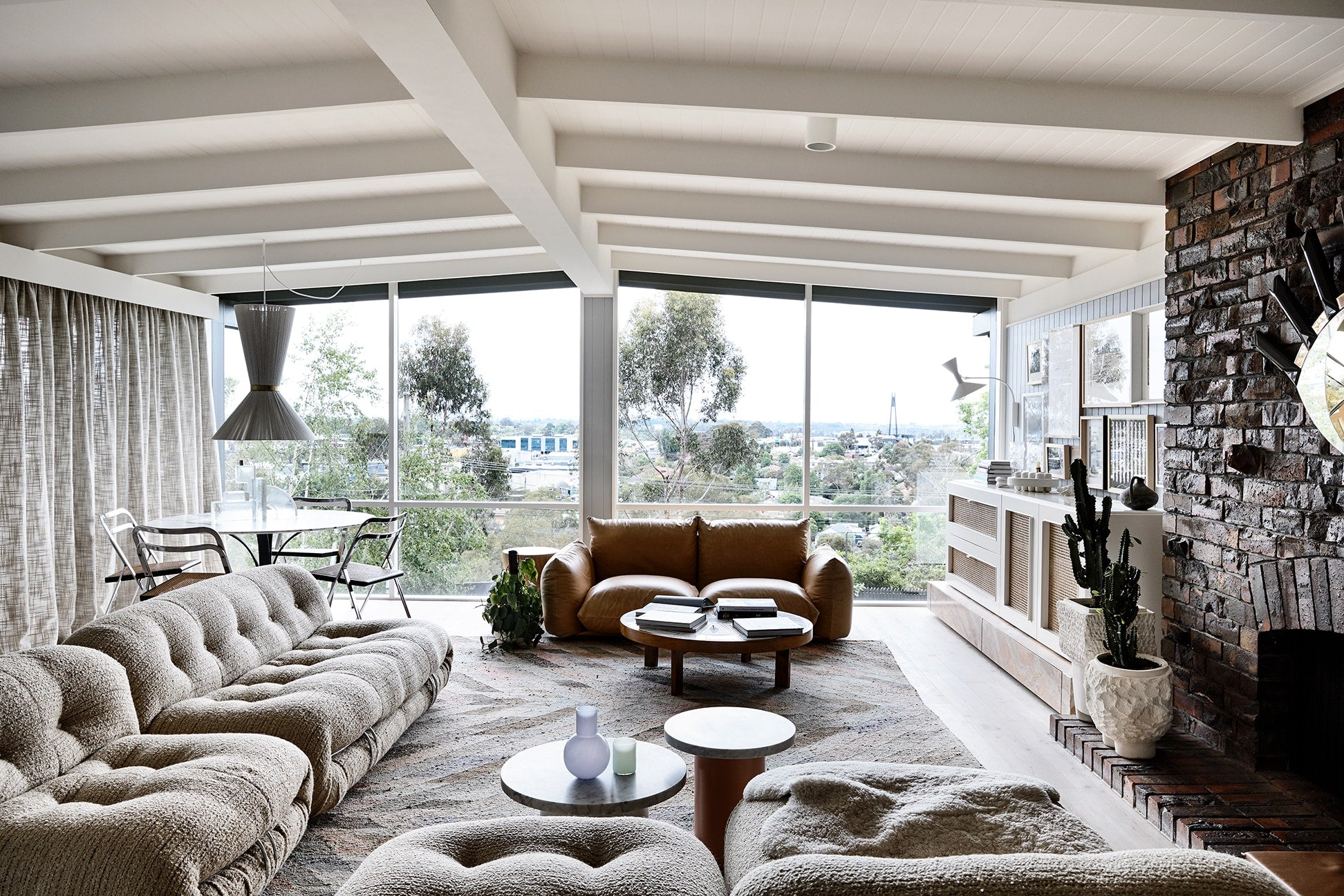 This Aussie Designer's Home Is the Result of Not One But Two Renos