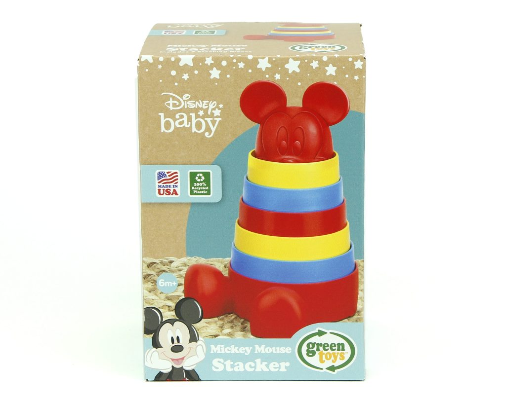 Green Toys Partners with Disney for a Baby Collection