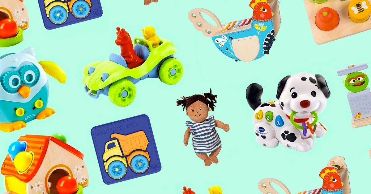 The Best Christmas Gifts for 1-Year-Olds
