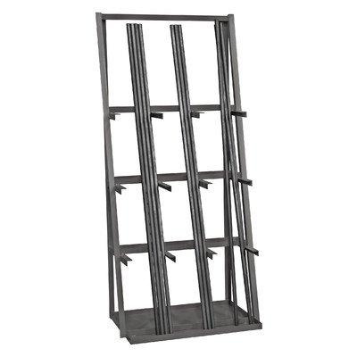 Durham VBR-8436-95 14 Gauge Steel Vertical Long Parts Storage Rack