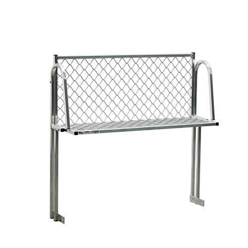 "Newage Industrial 1372T Table Mount Boat Rack, 15"" Diameter x 60"" Length"