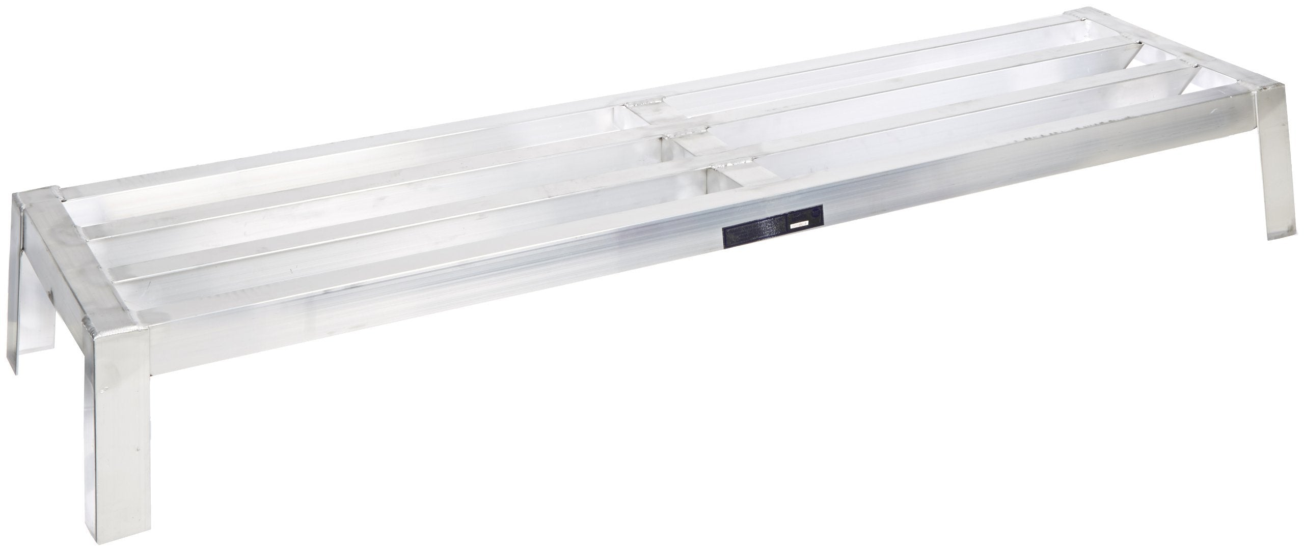 "PVIFS DR1860-8 Dunnage Rack with 8"" Leg Nesting, 60"" Length x 18"" Width x 8"" Height"