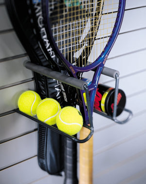 Organized Living Activity Organizer Racquet Rack