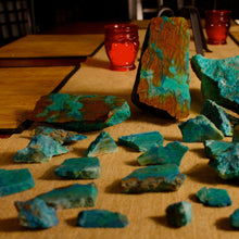 Load image into Gallery viewer, AAA Eilat Chrysocolla Slabs