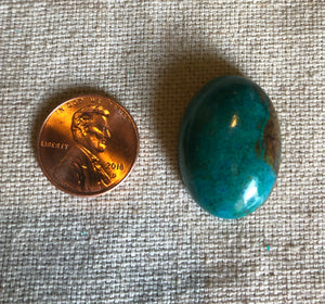 Eilat Cabochon — California Gemstone 42.4 cts.