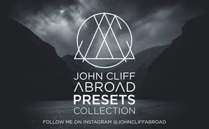 John Cliff Abroad Lightroom Presets Collection // Vol.1