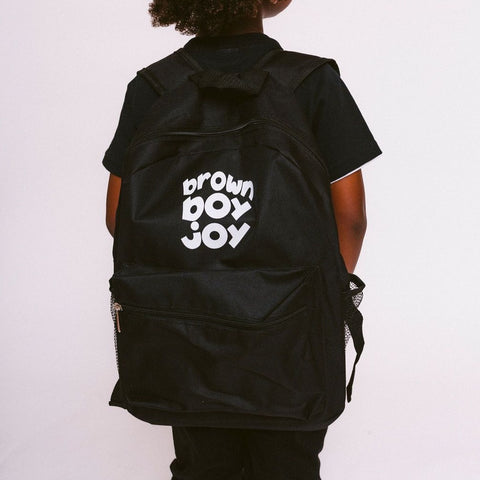 Brown Boy Joy Backpack