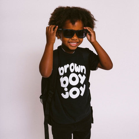 Brown Boy Joy Tee