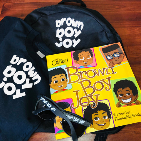 Brown Boy Joy Box