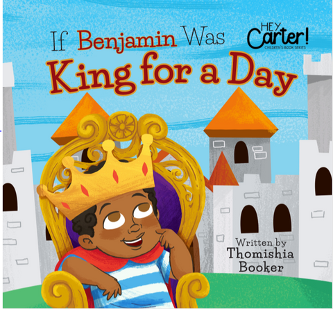 King for a Day (Personalized Copy)