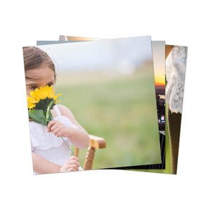 3x3 Borderless Instagram Prints