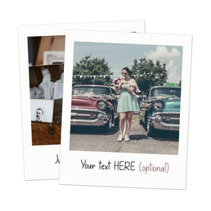 "3x4"" Instagram to Polaroid Prints"