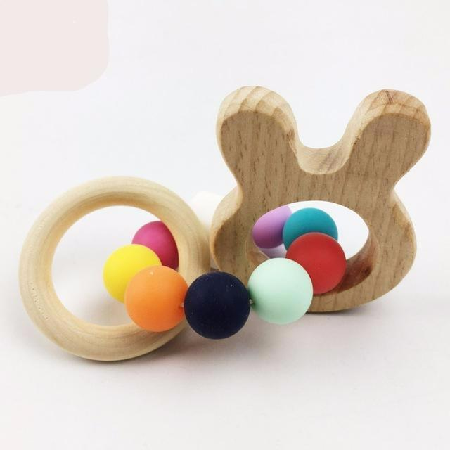 Animal Shaped Teething