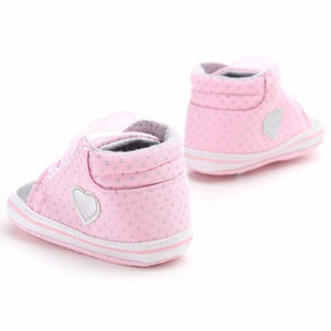 Toddler Polka Dots Sneakers