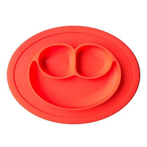 Smiling Face Feeding Plates