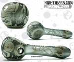 Liberty Glass - Space Carve Pipe