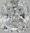 1.04 Cushion White E Diamond