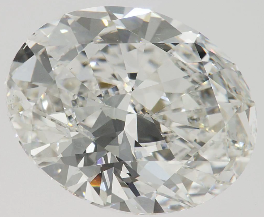 2+ carats Round D White Diamond