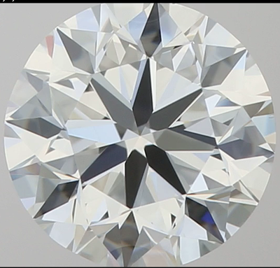 1 carat Round E White Diamond