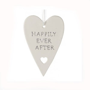 Happily Ever After Wedding Wall Door Hanging - Its Good To Be Home
