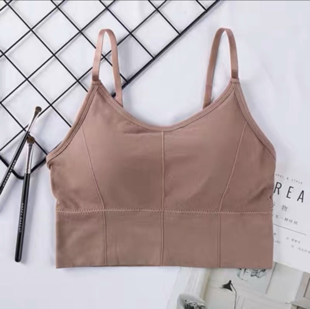 Anti-sweat Breathable Sports Bra