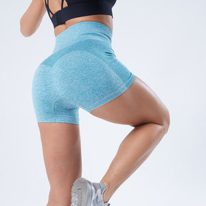 Sexy Seamless Running Shorts