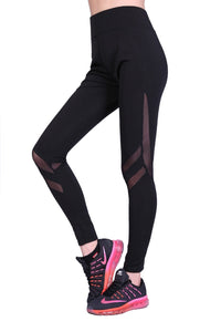 Elastic Running Fitness Legging