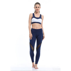 Elastic Seamless Running Tights