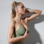 U-shaped Sexy Yoga Bra