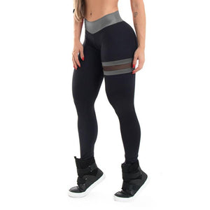 High Waist Training Pants