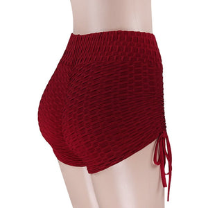 Athletic Breathable High Waist Shorts