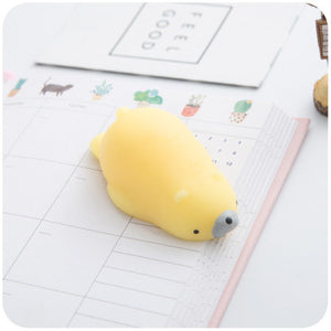 Kawaii Japanese seal decompress squishy
