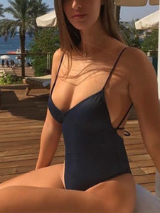 swimwear-women-sling-backless-one-piece-slim-swimsuit -Findalls