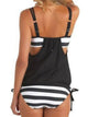 plus-size-stripes-lined-up-double-up-tankini-top-swimwear-1 -Findalls