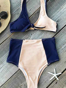 high-waisted-two-piece-swimsuit-set -Findalls