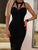 geo-cut-out-sleeveless-bodycon-dress -Findalls