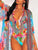 floral-print-one-piece-swimwear-with-cover-up -Findalls