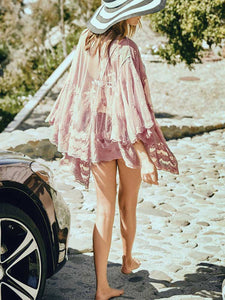 sun-daze-pink-lace-cover-up-swimsuit-set -Findalls