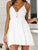 solid-tie-spaghetti-strap-mini-dress-without-necklace -Findalls