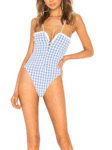 lakin-one-piece-swimsuit-set -Findalls
