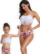 girls-womens-tassel-two-piece-bathing-swimsuit -Findalls