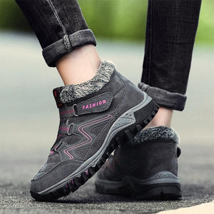 Women's Thermal Platform Fashion High Top Boots