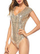 plain-one-piece-swimwear -Findalls