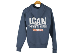 ICAN Everything Zip-up Hoodie