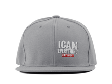 Load image into Gallery viewer, ICAN Everything Movement Snapback Cap