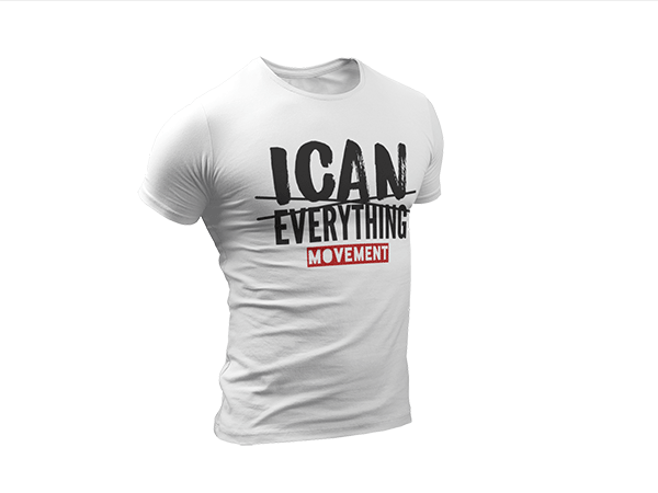 ICAN Everything T-shirt
