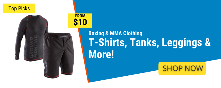 Boxing Clothes mobile banner